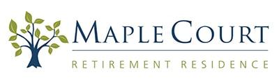 Maple Court Retirement Logo